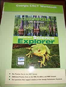 Georgia Life Science Crct Workbook Answers