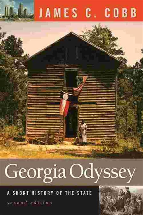 Georgia Odyssey James Cobb Study Guide