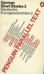 German Short Stories: Deutsche Kurzgeshichten (New Penguin Parallel Texts Series)