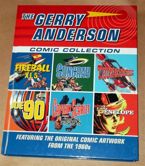 Gerry Anderson The Comic Collection (Comic Archive)