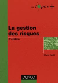 Gestion Risques Olivier Hasid