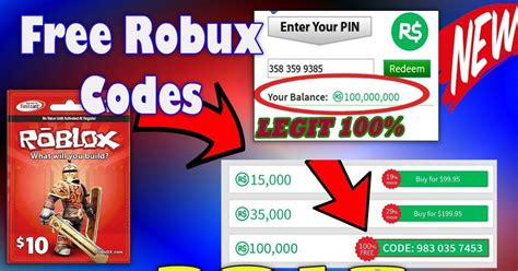 The 5 Things About Get Free Robux Gift Card Codes