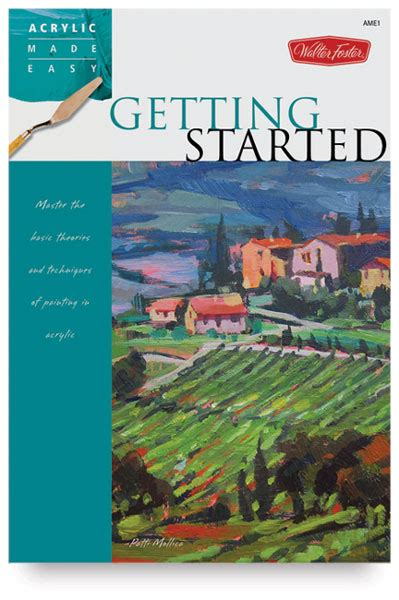 Getting Started (Acrylic Made Easy)