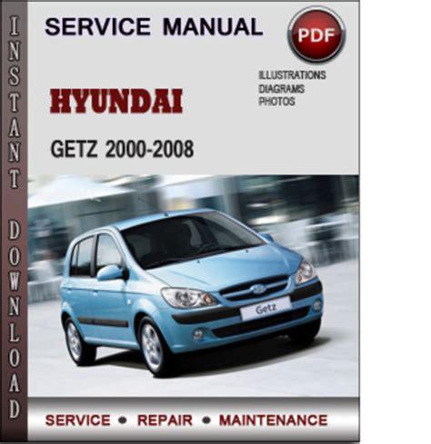 Getz Repair Manual