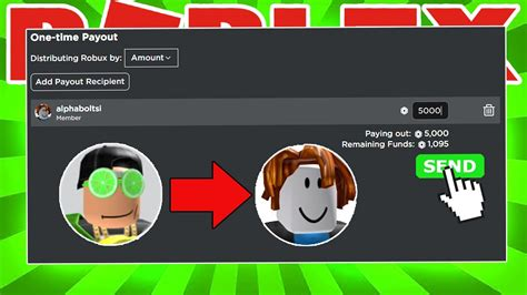 3 Unexpected Ways Gift Robux To Friends