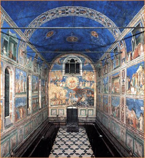 Giotto La Chapelle Des Scrovegni