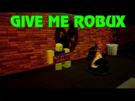 4 Things Give Me A Robux