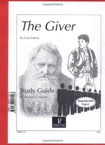 Giver Test Review Study Guide