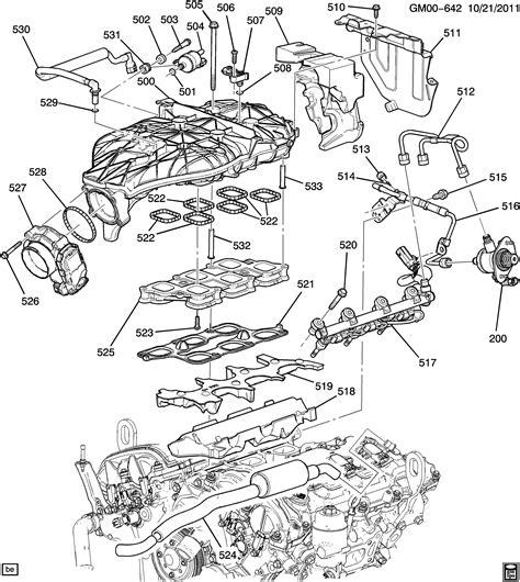 Gm 3 6 V6 Engine Diagram