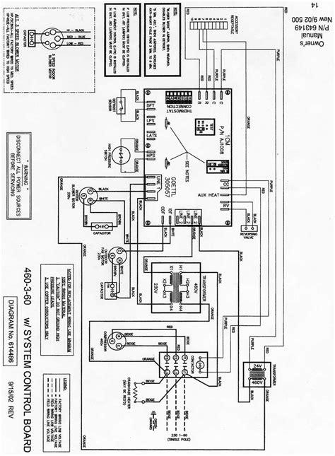 Goettl Heat Pump Wiring Diagram