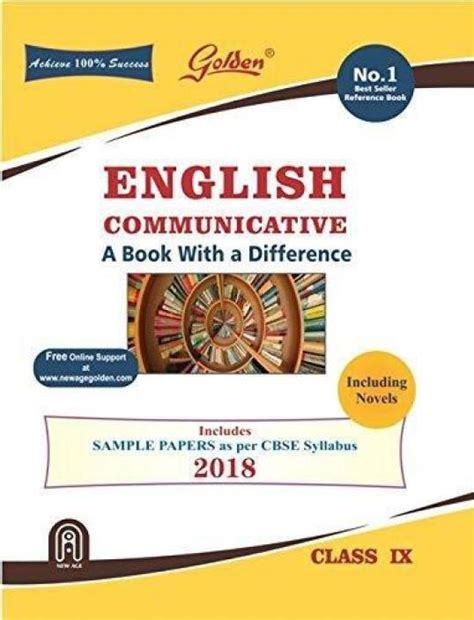 Golden English Guide 9 Class