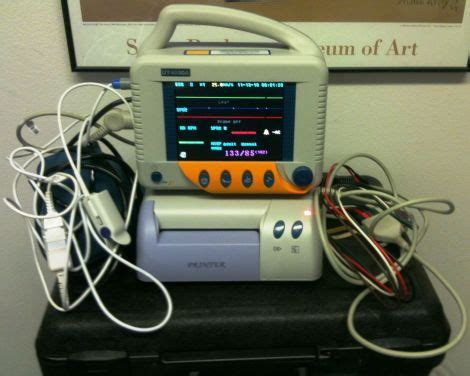 Goldway Ut4000a Patient Monitor Service Manual