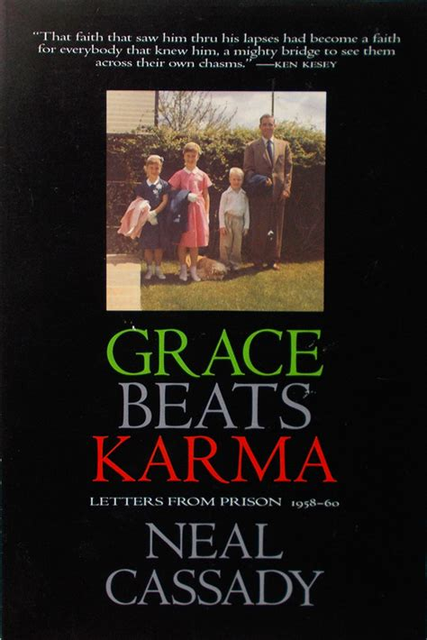 Grace Beats Karma Letters From Prison 1958 60