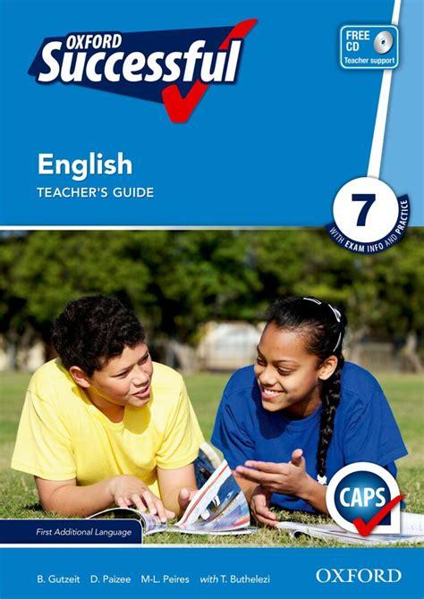 Grade 7 Oxford Teachers Guide