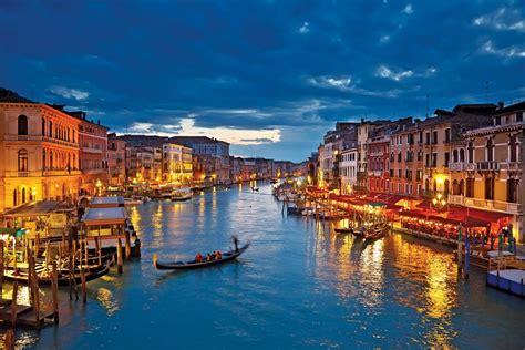 Gran Canal En Venecia Italia Galician Edition