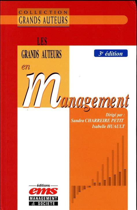 Grands Auteurs En Management