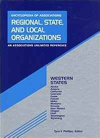 Great Lakes States (Encyclopedia of Associations, Regional, State, and Local Organizations. Great Lakes States)