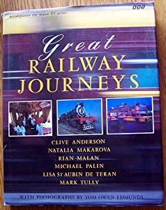 Great Railway Journeys (BBC Books)