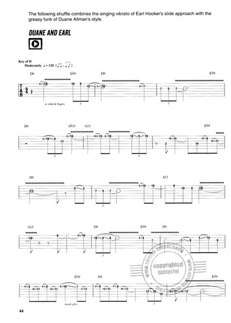 Greg Koch: Brave New Blues Guitar (Book/Online Video) (Guitar Educational)