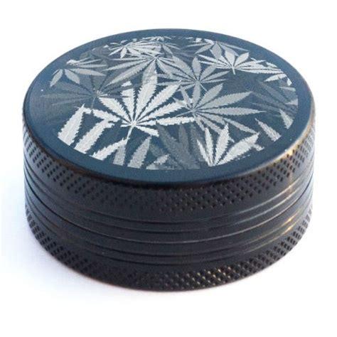 Grinder Personnalisable En Metal 92 Couleur Noir