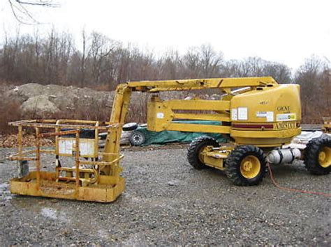 Grove Manlift Amz51xt Manual