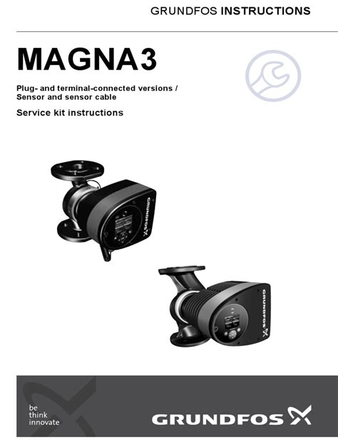 Grundfos Magna3 Manual