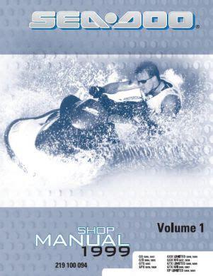 Gtx Limited Workshop Manual