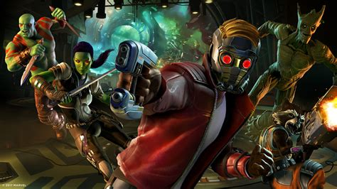 Guardians of the Galaxy: The Telltale Series — Episode 1: Tangled Up in Blue