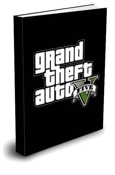 Guia Grand Theft Auto V Edicion Limitada