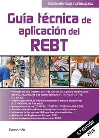 Guia Tecnica De Aplicacion Del Rebt Reglamentacion Paraninfo