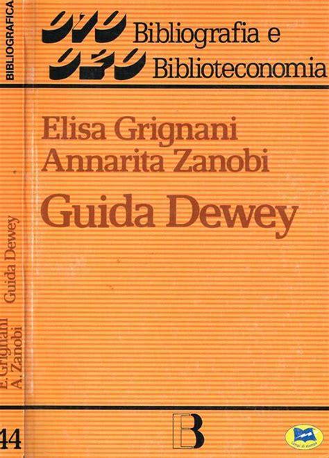 Guida Dewey Introduzione All Edizione 20a Della Cdd
