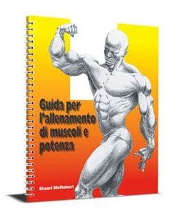 Guida Per L Allenamento Di Muscoli E