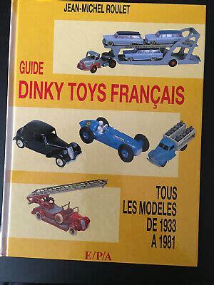 Guide Dinky Toys Francais