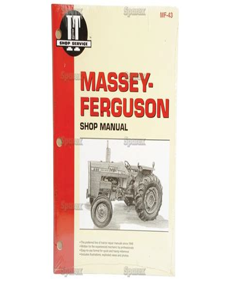 Guide For Massey Ferguson 202 Service Manual
