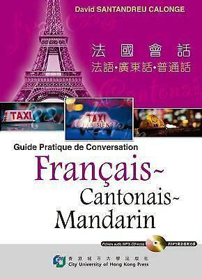 Guide Pratique De Conversation Francais Cantonais Mandarin