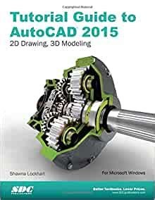 Guide To Autocad 2015 2d Modeling Tutorial