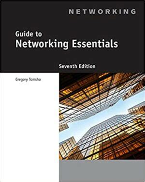 Guide To Networking Essentials Test Bank