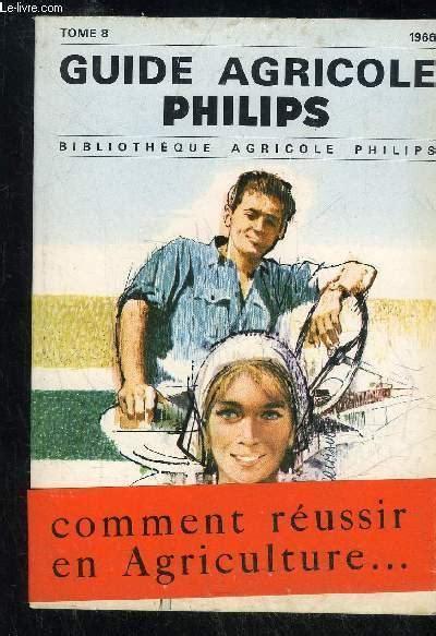 Guide agricole. année 1966.