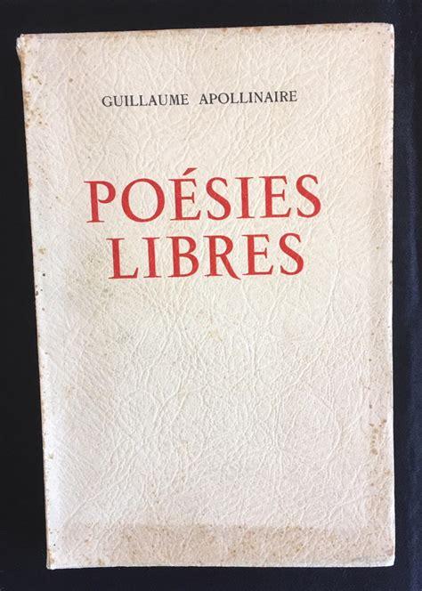 Guillaume Apollinaire Le Verger Des Amours Orne De Six Pointes Seches