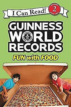 Guinness World Records Fun With Food I Can Read Level 2 Guinness World Records