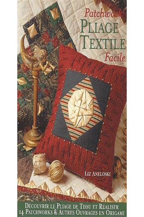 Guirlandes textiles (Crea livre)