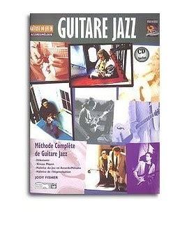 Guitare Jazz Maitrise Du Jeu En Accords Melodie Tab 1 Cd