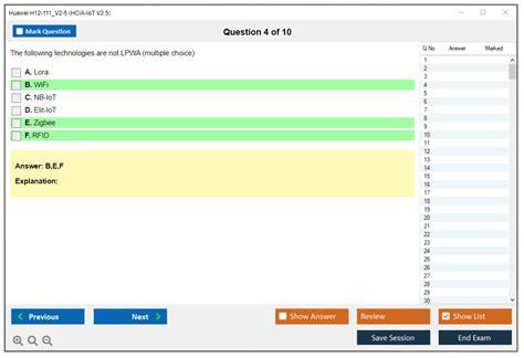 H12-111_V2.5 Exam Simulator Fee