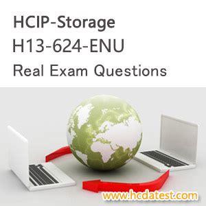 H13-624-ENU Intereactive Testing Engine
