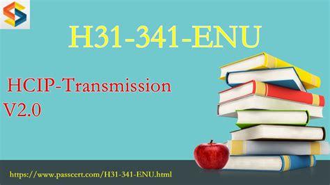 H31-341_V2.5 Free Exam