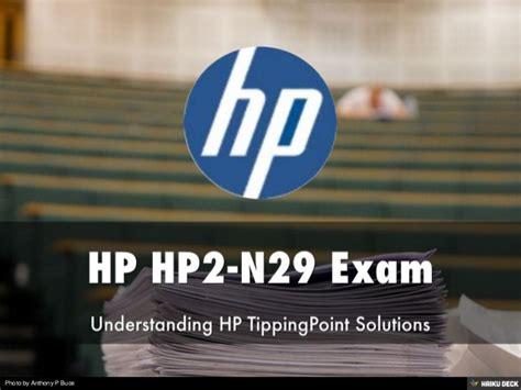 HP2-H75 Braindump Pdf