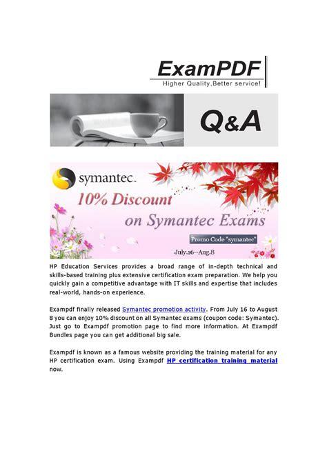 HP2-H96 Online Training Materials