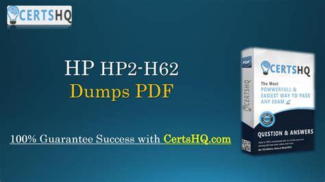 HP2-I20 Exam Cram Questions