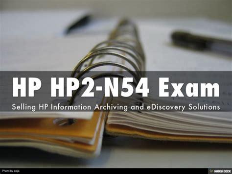 HP2-I26 Test Answers