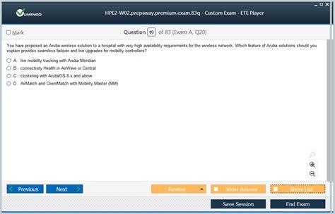 HPE2-CP07 Test Online